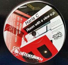"""Haris C  """"Room With A View E.P. (Momente)"""" * AGRO029-6 / Kuffdam & Plant Remix"""