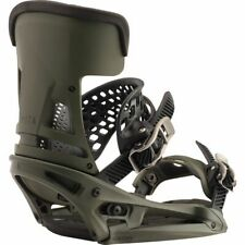 NEW!! 2020 Burton Malavita EST Bindings-Blk/Dark Grey-M