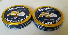 2 x 40 ml Piz Buin GLACIER CREAM SPF30