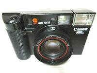 "CANON AF-ML POINT AND SHOT CAMERA ""MINT"" NEVER USED,TESTED WITH FILM,100 % TOP!"