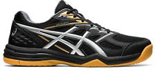Asics Upcourt 4 Men's Indoor Court Shoe (Black/Silver) Auth Dealer w/ Warranty