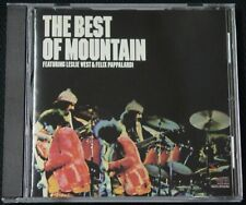 Mountain - The Best of Mountain CD (1990, Columbia)