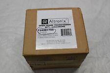 New Altronix T2428175C Open Frame Transformer w/Enclosure 24VAC 175VA 7.25 Amp