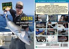 Jigging avec Jérôme Bertrand - Pêche en mer - Vidéo Pêche