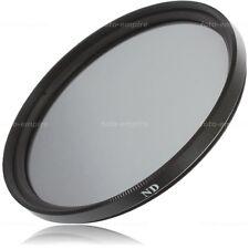 55mm ND4 Filter Neutraldichtefilter Graufilter ND 4 Glaslinse