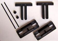 Hoppin Hydros T's & O's w/ Axles for 1/24 1/25 scale Model Kit Dancer Hydraulics