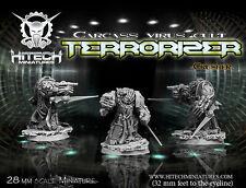 Hitech Miniatures - 28SF045 Terrorizer Crusher 28mm Warhammer 40k 40000