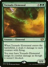 1X Tornado Elemental Commander 2014 NM Green Rare MAGIC GATHERING CARD