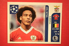 PANINI CHAMPIONS LEAGUE 2011/12 N 167 WITSEL BENFICA WITH BLACK BACK MINT!