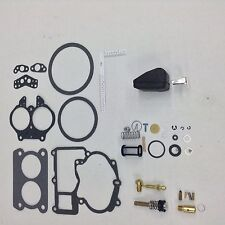 ROCHESTER MARINE 2BBL CARB KIT MERCRUISER 3302-804845 W/ FLOAT 4-6-8 CYLINDER