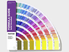 Pantone Formula Guide Solid Uncoated Shows 2161 Colours Latest Version New