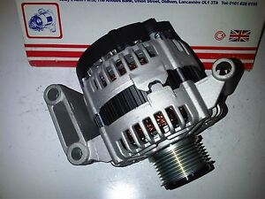 FOR FORD TRANSIT MK7 2.2 TDCi DIESEL FWD 2007-2012 BRAND NEW 150AMP ALTERNATOR
