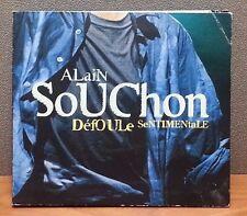 Alain Souchon: Defoule Sentimentale   CD   LIKE NEW   DB1506