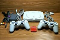 Sony Playstation PS One  Slim Video Game Console