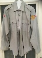 Canadian Pacific Railway Running Trades Shirt. Size Large