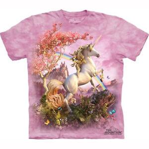 Mountain Child T-Shirt Awesome Unicorn