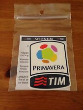 2015-16 SERIE A TIM PRIMAVERA UFFICIALE STILSCREEN FOOTBALL JUVENTUS PATCH BADGE
