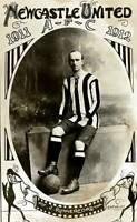OLD PHOTO Sport Football Jackie Rutherford Newcastle United