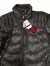 Adidas Shiny Wet Look Glanz  Puffer Jacket Coat S rose Down Terrex New