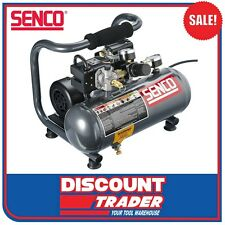 Senco Finish & Trim Air Compressor 0.5Hp 3.8Lt (1 Gallon) - PC1010N - PC1010AU