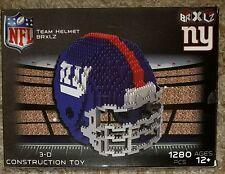 New York Giants 3D BRXLZ Mini Helmet