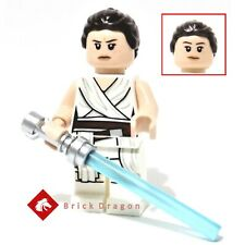 Lego Star Wars Rey from set 75250