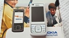 Nokia 6288 - White (Unlocked) Mobile Phone