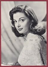 ANNA MARIA PIERANGELI 05 o PIER ANGELI - ATTRICE ACTRESS CINEMA MOVIE- CAGLIARI