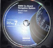 01 2002 BMW X5 Z3 745i 745Li 525i NAVIGATION DISC CD 7 SOUTH EAST AL FL GA SC NC