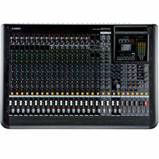 Yamaha MGP24X Mixer board 24-Input 4Bus Premium Mixing Console Store Return Sale