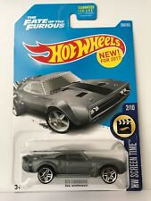 Hot Wheels ICE CHARGER - 2017 HW Screen Time 2/10 The Fate of the Furious N-case