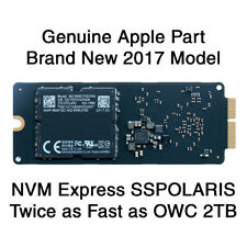 NEW Apple 2TB PCIe NVMe Flash Storage POLARIS SSD - Mac Pro 6.1 Late 2013 A1481
