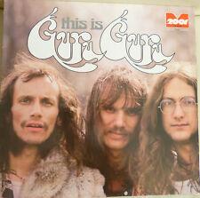 """12"""" Langspielplatte; Guru Guru, This is Guru Guru, Brain 2001 1973 VG++"""