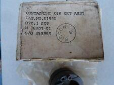 Hydraulic Crimper Cembre BICC Burndy 185mm Containg die U185D