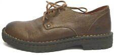 Born Size 8 Brown Leather Oxfords New Mens Shoes