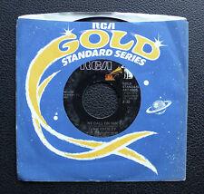 "7"" Elvis Presley - We Call On Him - USA RCA Gold Standard"