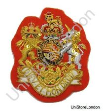 Badge Badge Coat of arms On Red Dispatch from London R545
