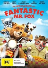 Fantastic Mr. Fox (DVD, 2010)