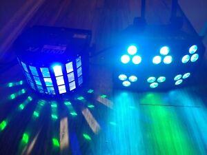 CHAUVET DJ Wash FX2 + KINTA FX Projection Lighting Effect PACKAGE.