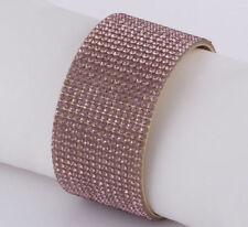 Modeschmuck-Armbänder im Armreif-Stil mit Amethyst für Damen