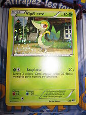 POKEMON NEUF PROMO VIPELIERRE 1/12 2013 MACDO HAPPY MEAL NEAR MINT HOLO FRENCH