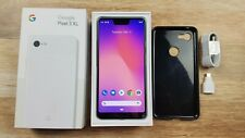 Google Pixel 3 XL - 64GB - Clearly White (Unlocked) Android Smartphone In Box