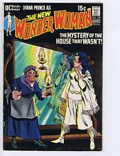 Wonder Woman #195 DC 1971