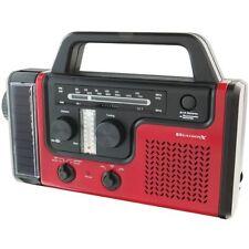 Dpi, Inc WR383R Weatherx Weatherband Am/fm Radio W/ Utility Light Dynamo &