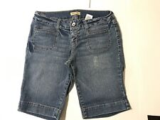 Jeans Womens Crop Pants Shorts Size 11