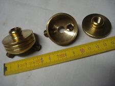boite boitier nourrice laiton 2 raccords (réf C) luminaire lustre lampadaire