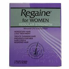 Regaine 2847309 Hair Loss Treatment for Women (60ml) - Royal Mail 2nd Class