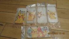 Pokemon Pikachu étui de protection pour iPhone 7/8, Choix De 5 Designs