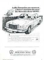 owned and adored Vintage Advertisement Ad A36-B 2007 Mercedes Benz S600