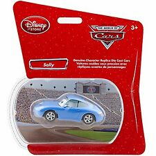 Disney Store Pixar Cars Exclusive Sally Die Cast  Bubble package NEW